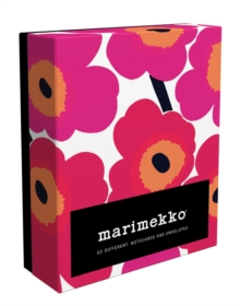 Marimekko Notes : 20 Different Cards and Envelopes, Cards Book