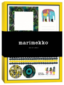 Marimekko Box of Labels, General merchandise Book