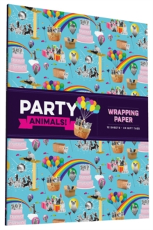 Party Animals! Wrapping Paper