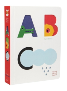 Touch Think Learn: ABC, Board book Book