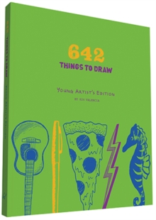 642 Things to Draw, Record book Book