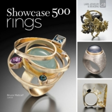 Showcase 500 Rings : New Directions in Art Jewelry, Paperback Book