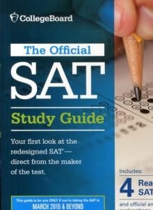 Official Study Guide for the New SAT, Paperback Book
