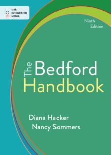The Bedford Handbook, Paperback Book