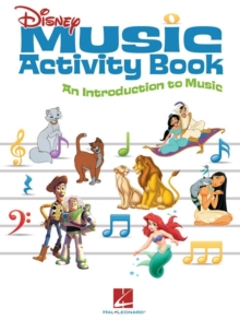 Disney Music Activity Book : An Introduction to Music, Paperback Book