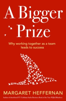 A Bigger Prize: Why Competition Isn't Everything and How We Do Better, Paperback Book