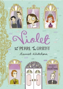 Violet and the Pearl of the Orient, Paperback Book