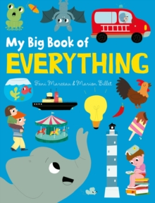 My Big Book of Everything, Board book Book