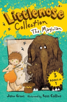 Littlenose Collection: The Magician, Paperback Book