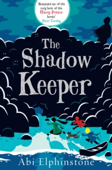 The Shadow Keeper, Paperback Book