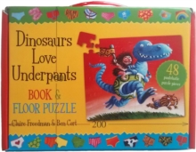 Dinosaurs Love Underpants Book and Jigsaw, Book Book