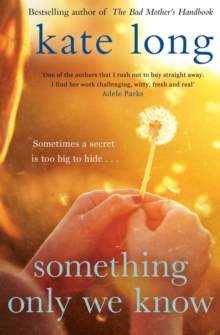 Something Only We Know, Paperback Book