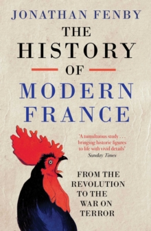 History of Modern France, Paperback Book