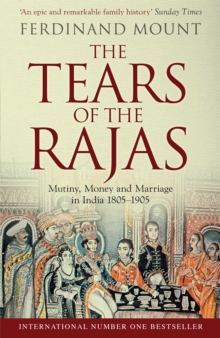 The Tears of the Rajas, Paperback Book