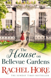 The House on Bellevue Gardens, Paperback Book