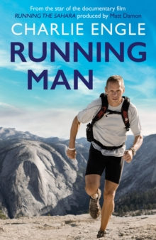 Running Man, Hardback Book