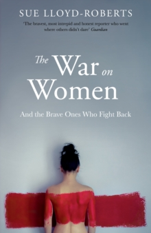 The War on Women, Hardback Book