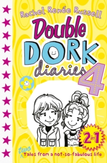Double Dork Diaries #4, Paperback Book
