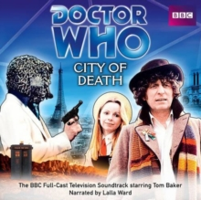 Doctor Who: City of Death (TV Soundtrack), CD-Audio Book