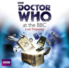 Doctor Who at the BBC: Lost Treasures : Volume 8, CD-Audio Book