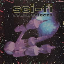 BBC Sci-Fi Sound Effects, CD-Audio Book