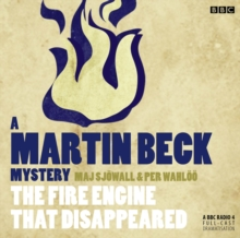 Martin Beck: The Fire Engine That Disappeared, CD-Audio Book