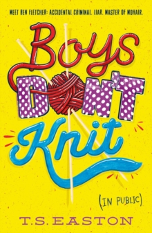 Boys Don't Knit, Paperback Book