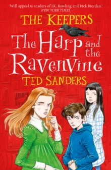 The Harp and the Ravenvine, Paperback Book