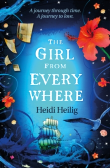 The Girl from Everywhere, Paperback Book