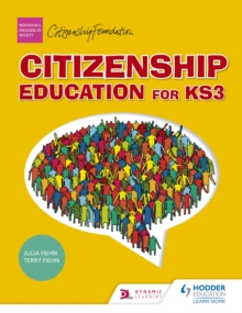 Citizenship Education for Key Stage 3 : Whiteboard eTextbook, Paperback Book
