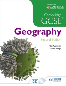 Cambridge IGCSE Geography, Paperback Book