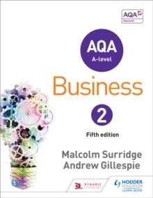 AQA Business for A Level 2, Paperback Book