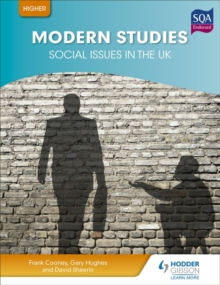 Higher Modern Studies for CfE: Social Issues in the UK, Paperback Book