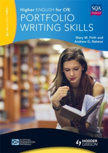 Higher English for CfE: Portfolio Writing Skills, Paperback Book