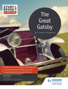 Study and Revise for AS/A-Level: the Great Gatsby, Paperback Book