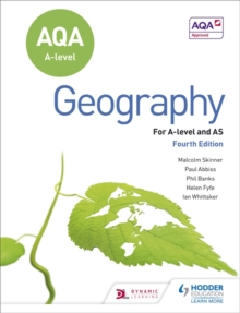 AQA A-level Geography Fourth Edition, Paperback Book