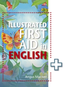 The Illustrated First Aid in English, Paperback Book