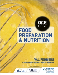 OCR GCSE Food Preparation and Nutrition, Paperback Book