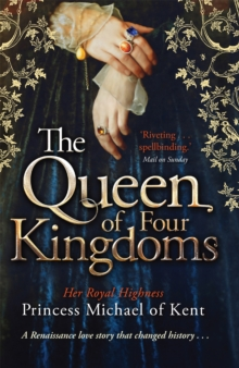 The Queen Of Four Kingdoms, Paperback Book