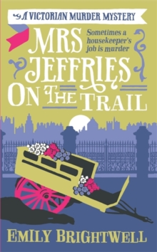 Mrs Jeffries on the Trail, Paperback Book