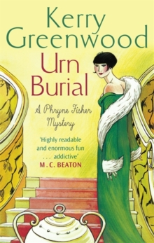Urn Burial : Miss Phryne Fisher Investigates, Paperback Book