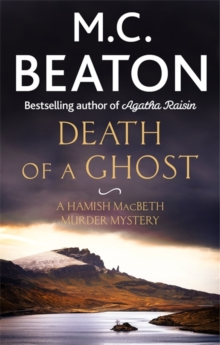 Death of a Ghost, Hardback Book