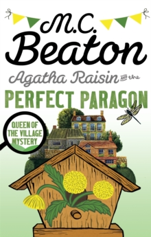 Agatha Raisin and the Perfect Paragon, Paperback Book