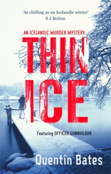 Thin Ice : An Inspector Gunna Mystery, Paperback Book