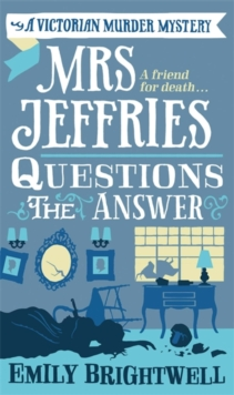 Mrs Jeffries Questions the Answer, Paperback Book