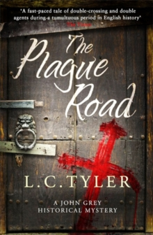 The Plague Road, Hardback Book