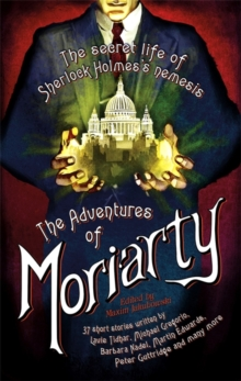 The Mammoth Book of the Adventures of Moriarty, Paperback Book
