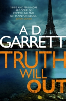 Truth Will Out, Hardback Book