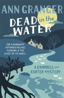 Dead in the Water : Campbell & Carter Mystery 4, Hardback Book