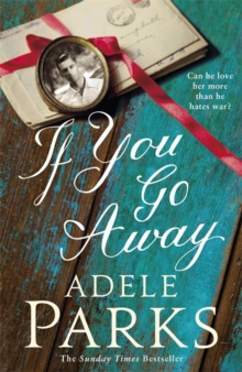 If You Go Away, Hardback Book